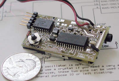 build an mp3 player on your own - world's simplest and smallest DIY mp3 player